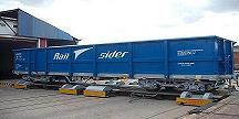 Vagones Railsider