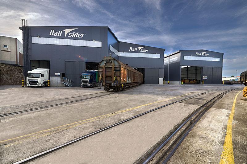 Railway goods transport