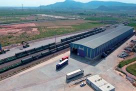 Transporte de mercancías España-Alemania Ferrocarril
