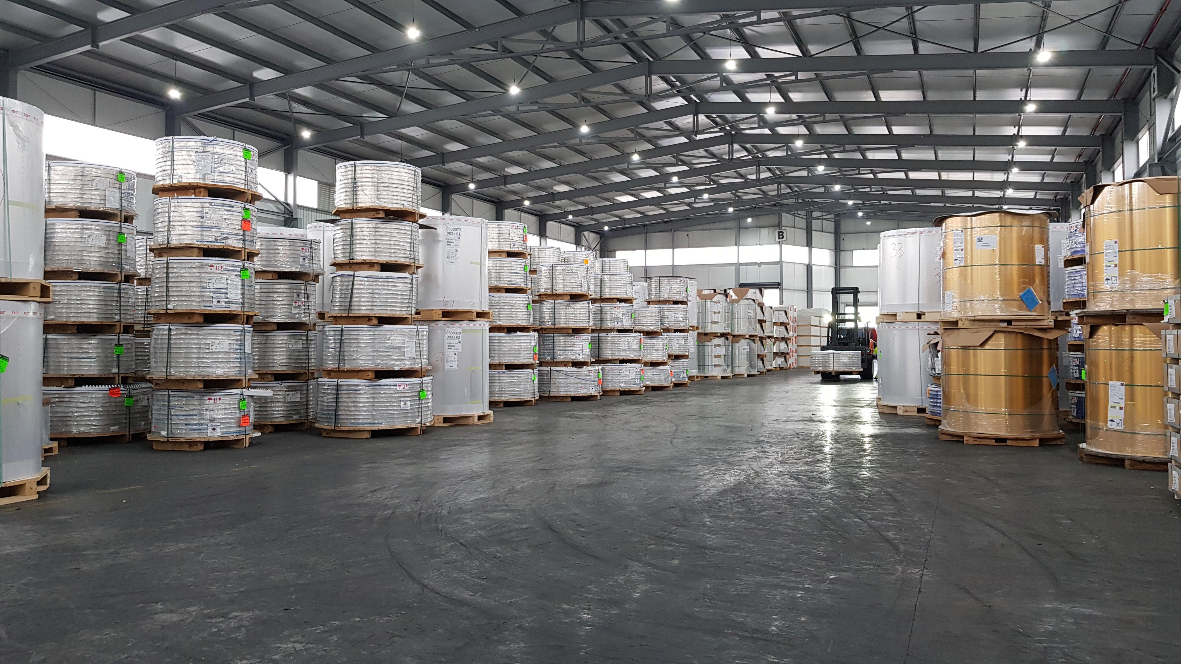 Sumamos nuevos volúmenes y confirmamos nuestra apuesta por el sector del aluminio
