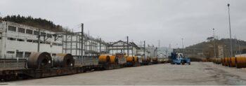 Railsider amplia las conexiones ferrovías entre Bizkaia y Gipuzkoa