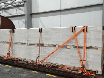 DB Cargo, empresa especializada en el transporte de placas de yeso